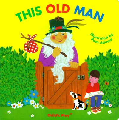 This Old Man By Adams, Pam (ILT)/ Adams, Pam