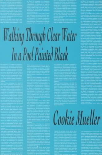 Walking Through Clear Water By Mueller, Cookie